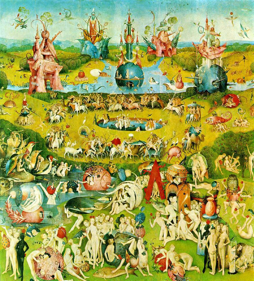 [E-book] Hieronymus Bosch - 50 Illustrations