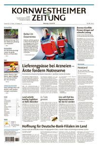 Kornwestheimer Zeitung - 09. Juli 2019