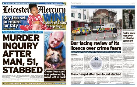 Leicester Mercury – November 30, 2020