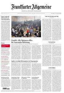 Frankfurter Allgemeine Zeitung F.A.Z. - 25. Februar 2019