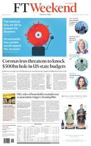 Financial Times USA - April 18, 2020