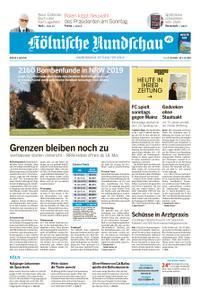 Kölnische Rundschau Wipperfürth/Lindlar – 08. Mai 2020
