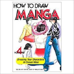How To Draw Manga: Dressing Your Characters in Casual Wear (How to Draw Manga) [Repost]