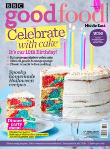 BBC Good Food Middle East - October 2019