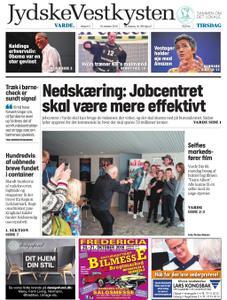 JydskeVestkysten Varde – 16. oktober 2018