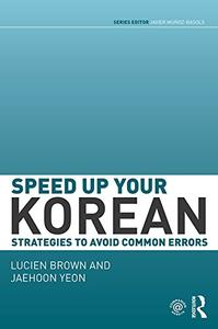 Speed up your Korean: Strategies to Avoid Common Errors