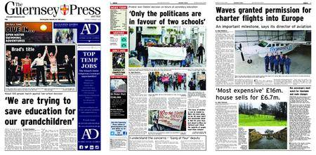 The Guernsey Press – 05 February 2018