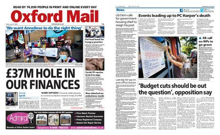 Oxford Mail – June 26, 2020