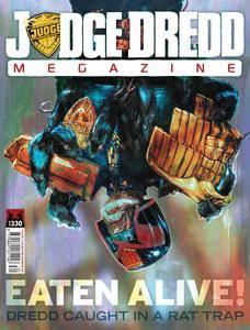 Judge Dredd The Megazine 330 2012 Digital