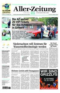 Aller-Zeitung – 18. September 2019