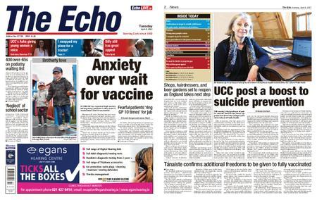 Evening Echo – April 06, 2021