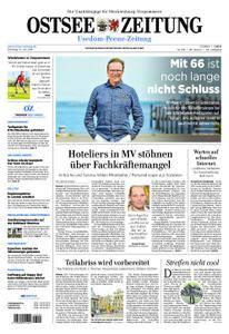 Ostsee Zeitung Wolgast - 10. Juli 2018