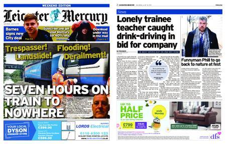 Leicester Mercury – June 15, 2019