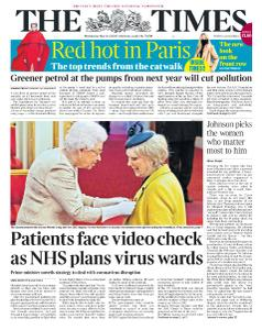 The Times - 4 March 2020