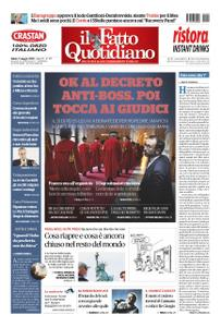 Il Fatto Quotidiano - 09 maggio 2020