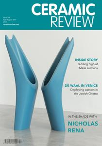 Ceramic Review - July/August 2019