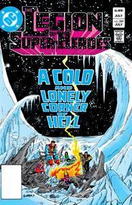 Legion of Super-Heroes 289 digital LP
