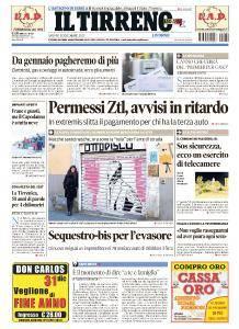 Il Tirreno Livorno - 30 Dicembre 2017