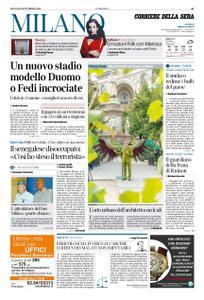 Corriere della Sera Milano – 19 settembre 2019