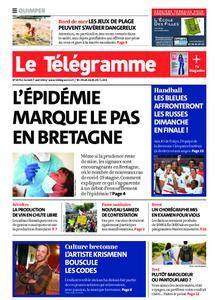 Le Télégramme Quimper – 07 août 2021