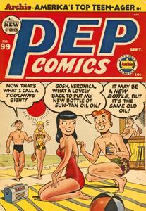 Pep Comics 99 (c2c) (Archie) (Sept 1953)