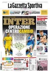La Gazzetta dello Sport Roma – 28 giugno 2020