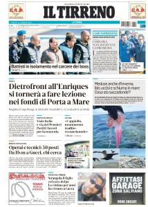 Il Tirreno Livorno - 15 Gennaio 2019