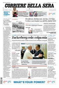 Corriere della Sera - 22 Marzo 2018