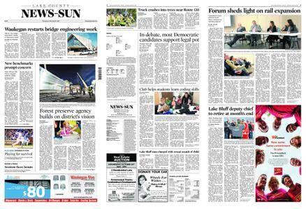 Lake County News-Sun – October 19, 2017
