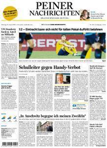 Peiner Nachrichten - 21. August 2018