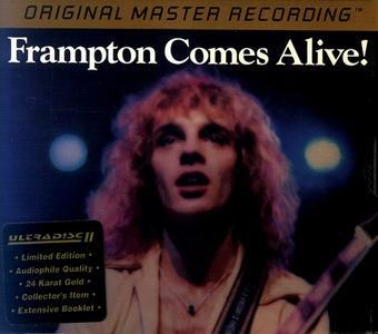 Peter Frampton - Frampton Comes Alive! (1976) {1996, Ultradisc II™ 24 KT Gold CD} Repost