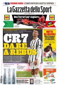 La Gazzetta dello Sport Udine - 11 Marzo 2021