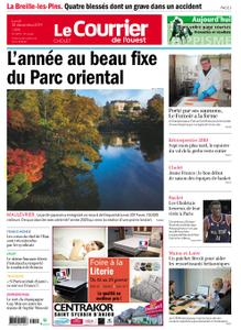 Le Courrier de l'Ouest Cholet – 30 décembre 2019