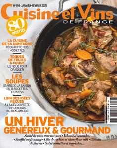 Cuisine et Vins de France - janvier 2021