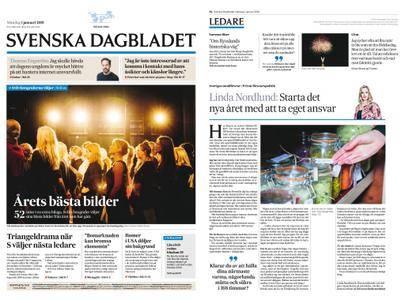 Svenska Dagbladet – 01 januari 2018
