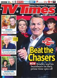 TV Times - 25 April 2020