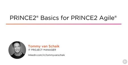 PRINCE2® Basics for PRINCE2 Agile®