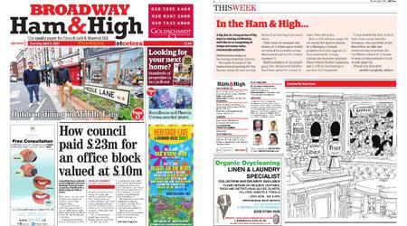 Broadway Ham & High – April 08, 2021