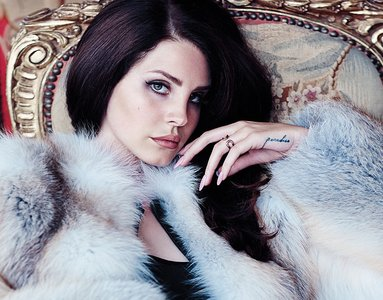 Lana Del Rey by Chris Nicholls for Fashion Magazine September 2014