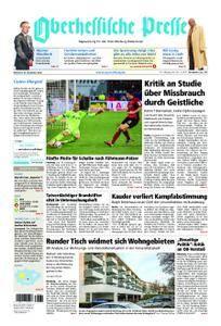 Oberhessische Presse Marburg/Ostkreis - 26. September 2018