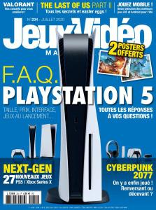 Jeux Vidéo Magazine - Juillet 2020