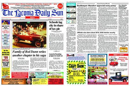 The Laconia Daily Sun – August 03, 2018