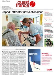 Ouest-France Édition France – 30 juillet 2020
