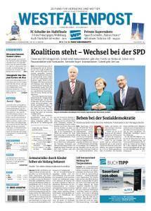 Westfalenpost Wetter - 08. Februar 2018