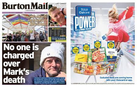 Burton Mail – July 07, 2021