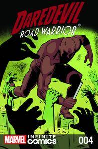 Daredevil - Road Warrior Infinite Comic 004 2014  cover digital