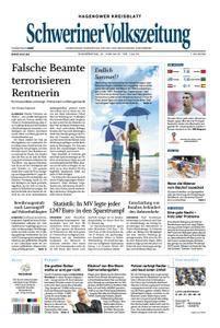 Schweriner Volkszeitung Hagenower Kreisblatt - 21. Juni 2018