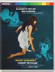 Secret Ceremony (1968) + Extra