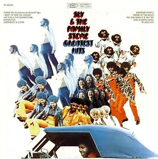 Sly & The Family Stone - Greatest Hits (1970)