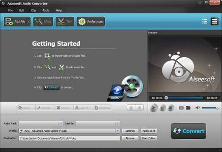 Aiseesoft Audio Converter 6.3.60 Multilingual Portable